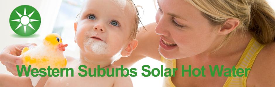 cheapa western suburbs solar hot water