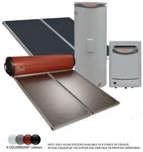 rheem solar hot water agents western suburbs