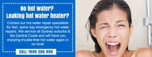 emergency hot water heater repairs western suburbs